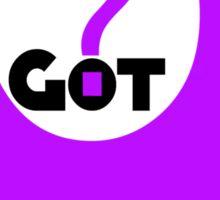 Got? Collection (Purple) Sticker