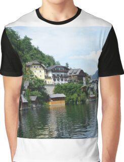 Hallstatt, Austria Graphic T-Shirt
