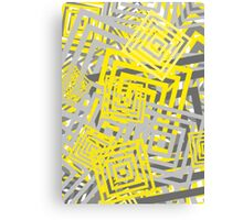 YG Abstract Geometric  Canvas Print