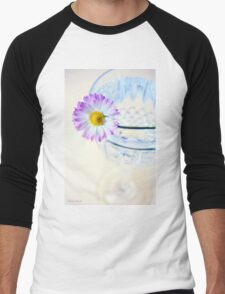 Daisy for Mum Men's Baseball ¾ T-Shirt
