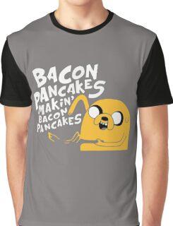 Makin' Bacon Pancakes Graphic T-Shirt