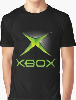 Xbox Original Logo  Graphic T-Shirt
