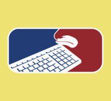 Geek Sport - National Gamers Association  Baby Tee