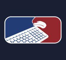 Geek Sport - National Gamers Association  Kids Tee
