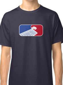 Geek Sport - National Gamers Association  Classic T-Shirt