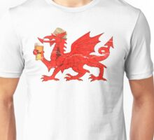 The Drunk Dragon Unisex T-Shirt