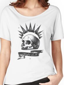 Misfit Skull – Chloe Price, Pricefield Women's Relaxed Fit T-Shirt