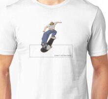 insert rail Unisex T-Shirt