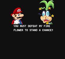 Super Street Fighter Mario Unisex T-Shirt