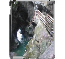 Lammerklamm Gorge - A Natural Wonder, Austria iPad Case/Skin