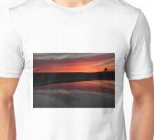 Sunset in Newport Beach Unisex T-Shirt