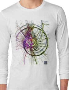 """""""Electron Beam Dark Matter 2""""© Long Sleeve T-Shirt"""