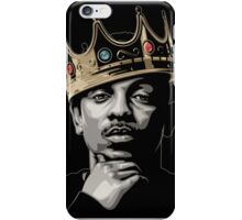 Kendrick Lamar King Kunta Rap God iPhone Case/Skin