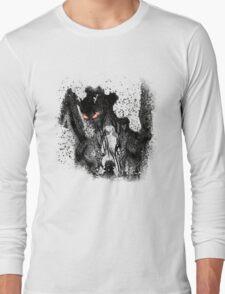 Shadow Dragon Long Sleeve T-Shirt