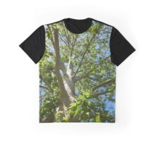 Branches Reaching to the Sky Graphic T-Shirt