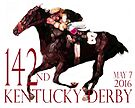 142nd Kentucky Derby May 7, 2016 by Ginny Luttrell