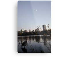 the Nature of Vancouver Metal Print