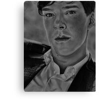 We are Sherlocked Canvas Print