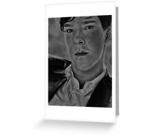 We are Sherlocked Greeting Card