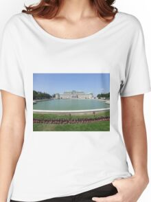 Belvedere Palace in Vienna, Austria Women's Relaxed Fit T-Shirt