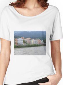 Innsbruck, Austria Women's Relaxed Fit T-Shirt