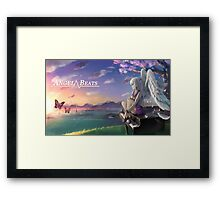Angel Beats! (ANIME) Framed Print