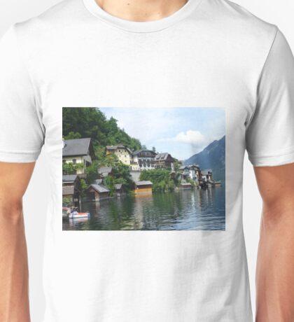 Hallstatt, Austria Unisex T-Shirt