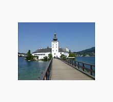 Ort Castle in Traunsee Lake, Austria Unisex T-Shirt