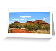 Millstream-Chichester National Park Greeting Card