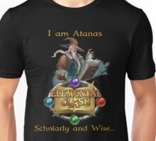 "Elemental Clash Fan Shirt ""Atanas"" Unisex T-Shirt"