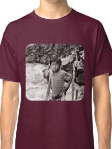Arms Akimbo Classic T-Shirt