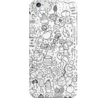 Doodles and such iPhone Case/Skin