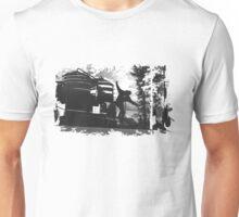 Sk8 B&W Unisex T-Shirt