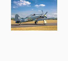 Hawker Sea Fury T.20S VX281 G-RNHF Unisex T-Shirt