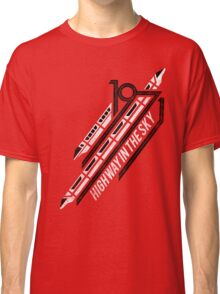 Monorail Red T-Shirt  Classic T-Shirt