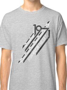 Monorail Red T-Shirt  Classic T-Shirt