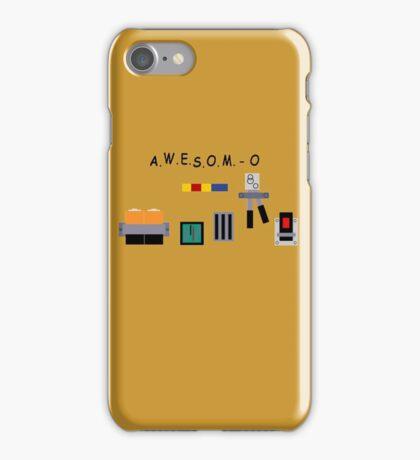 AWESOM-O 4000 iPhone Case/Skin