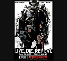 Edge of Tomorrow poster Unisex T-Shirt