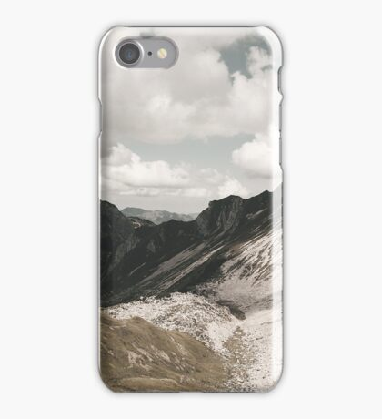 Cathedrals - Landscape Photography iPhone Case/Skin