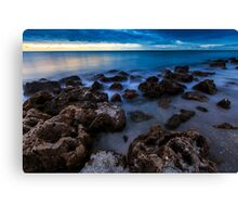 Casperson Beach Florida Canvas Print