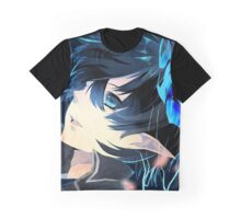 Blue Exorcist Anime Graphic T-Shirt