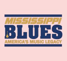 Mississippi Blues Baby Tee