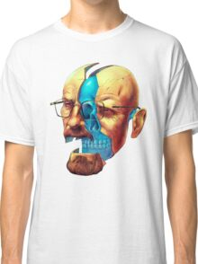 BREAKING BAD WALTER´S HEAD Classic T-Shirt