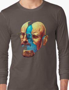 BREAKING BAD WALTER´S HEAD Long Sleeve T-Shirt