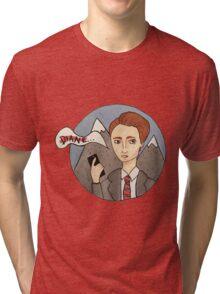 dale cooper Tri-blend T-Shirt