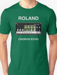 Vintage Roland  Chorus Echo T-Shirt