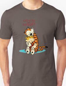 CALVIN HUG HOBBES : TSHIRT T-Shirt