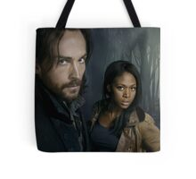 Sleepy Hollow - Ichabod and Abbie Tote Bag