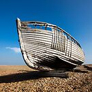 Beached Boat by Dave Hare
