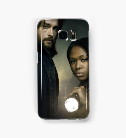 Ichabod and Abbie - Sleepy Hollow Samsung Galaxy Case/Skin